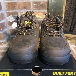 Caterpillar Work Shoes Size 9.5